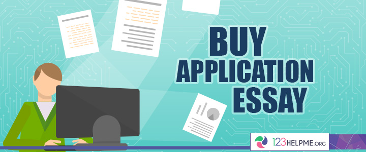 Buy Application Essay