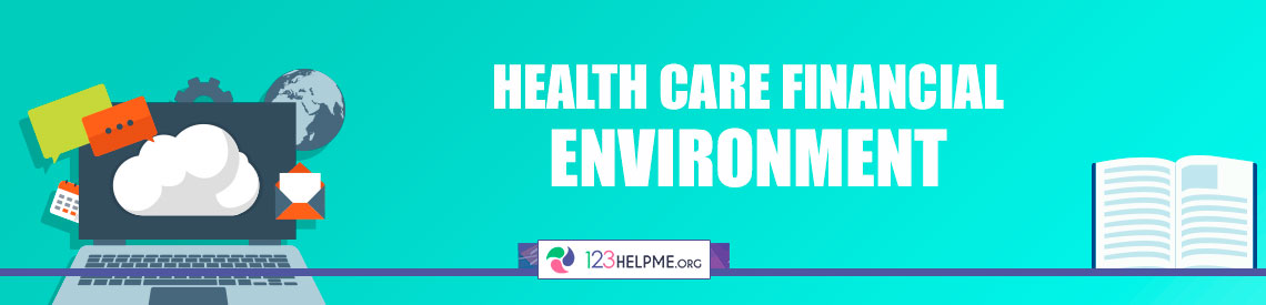 Health Care Financial Environment