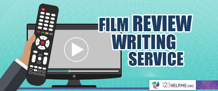 Film Review Writing Service
