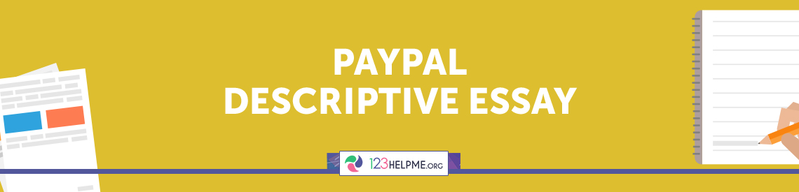 PayPal Essay Sample