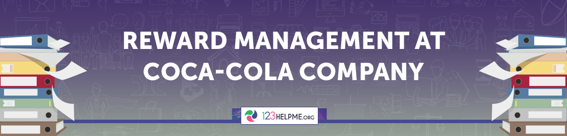 reward management at coca cola company