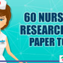 60 Best Ideas on nursing research paper topics