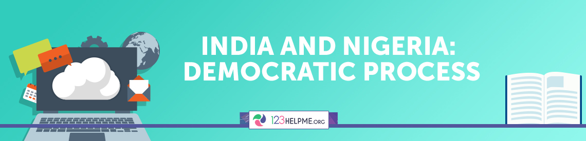 India and Nigeria: Democratic Process