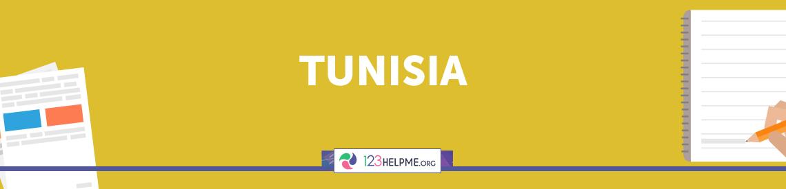 Tunisia Descriptive Essay