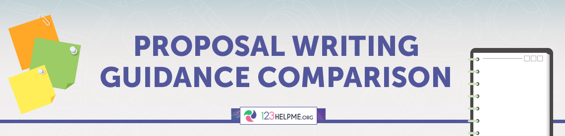 Proposal Writing Guidance Comparison