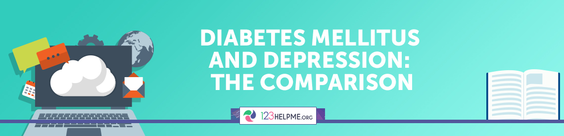 Diabetes Mellitus and Depression: The Comparison