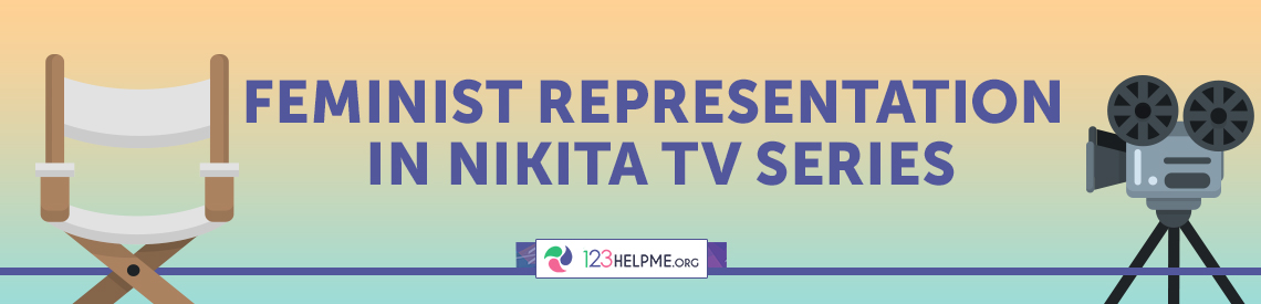 Feminist Representation in Nikita TV series