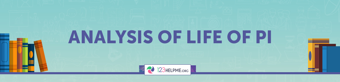 Analysis of Life of Pi