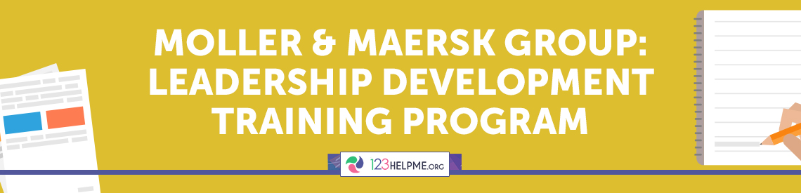 Moller & Maersk Group: Leadership Development Training Program