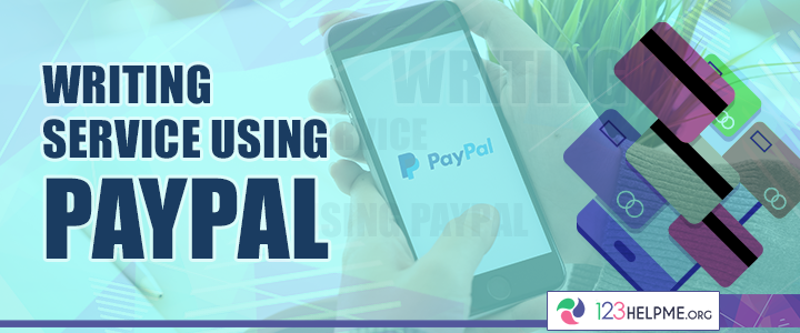 Writing Service Using PayPal
