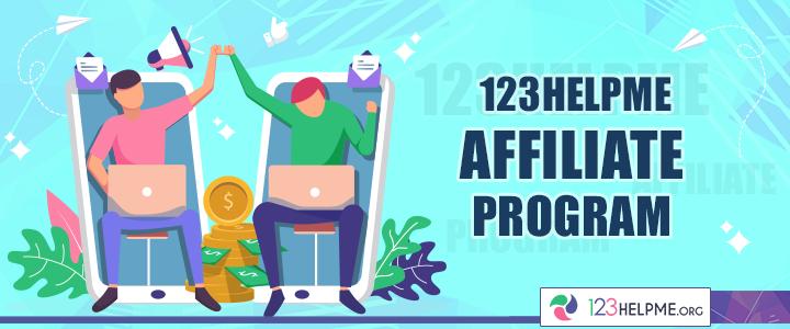 123helpme affiliate program