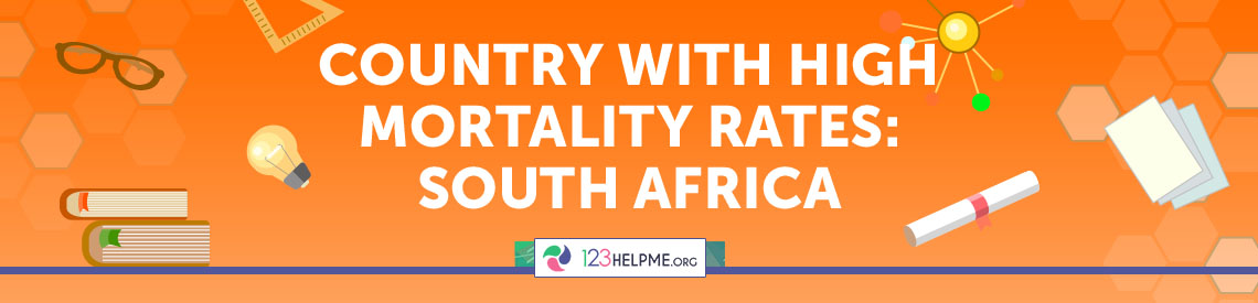 Country with High Mortality Rates: South Africa