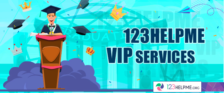 123HelpMe VIP Writing Services