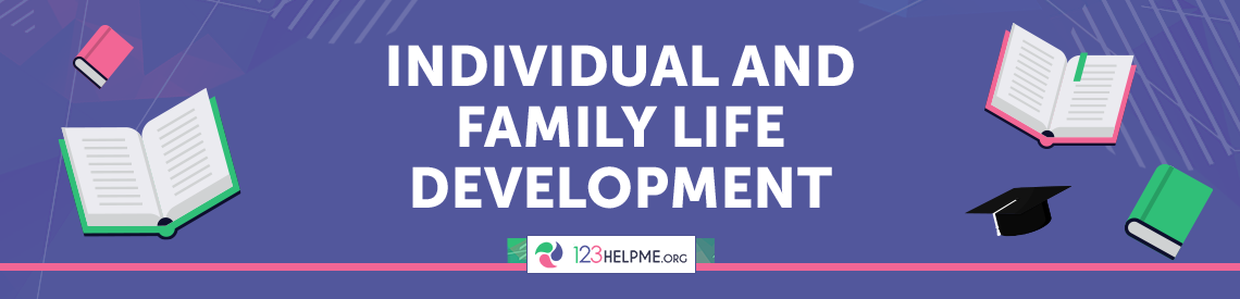Individual and Family Life Development