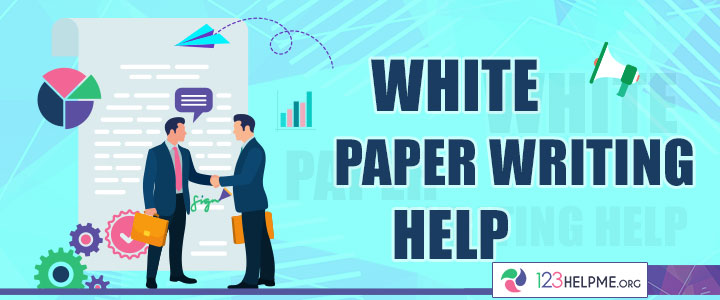 White Paper Writing Help